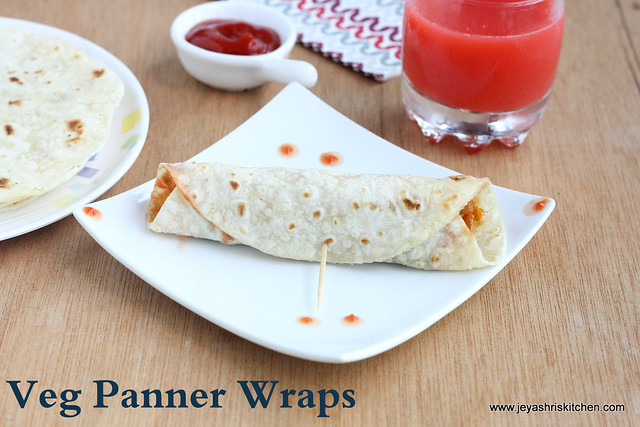 Tortilla wraps 1