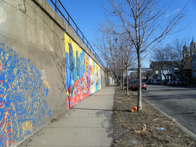 16th Street sidewalk