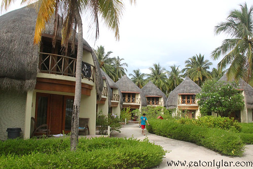 Jacuzzi Beach Villa, Bandos Island Resort & Spa