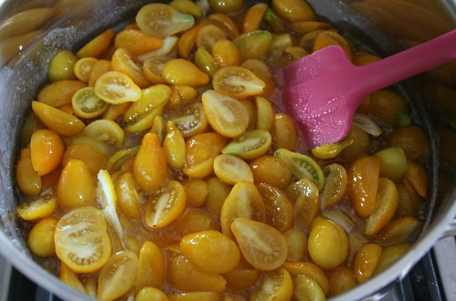 Yellow Tomato Conserve 2