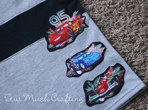 Cars Shirt 2a