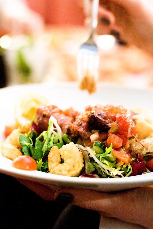 London-salad