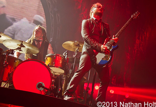 Shinedown - 02-13-13 - Kellogg Arena, Battle Creek, MI