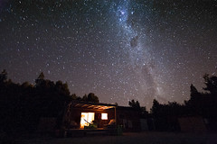 (and after 1135 km a few nights with friends in their small nice house under the stars)