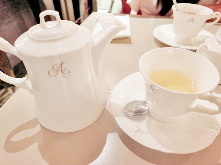 tea at Antoinette
