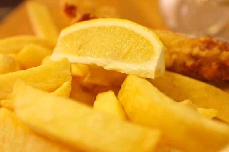 Beshoff Bros Fish & Chips 2