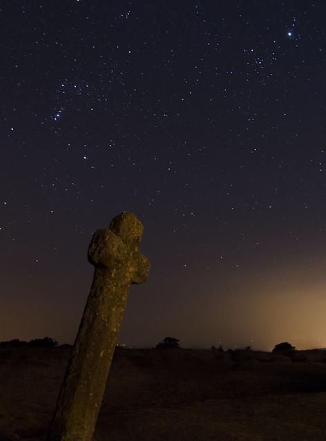 Windy Post Stars ~ Explored