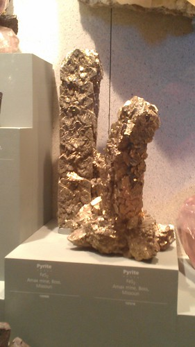 The pyrite dongs of the Smithsonian by christopher575