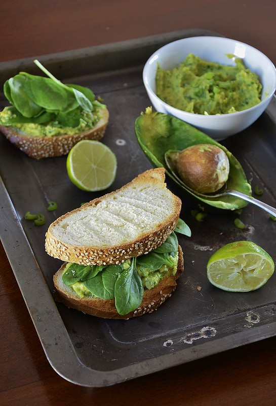 _DSChickpea & Avocado Salad Sandwich