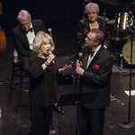 A Gershwin Valentine from The Songbook Singers at Kirk Douglas Theatre, Thursday, February 14, 2013. Photos reproduced by Bob Barry's kind permission.