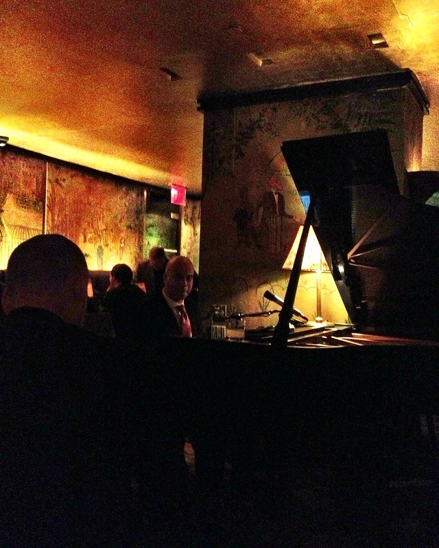 It has been quite a long time since I visited Bemelmans Bar