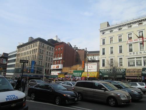 Canal Street, Chinatown. NYC. Nueva York