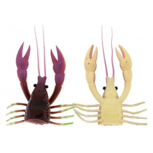 dahlberg-clackin-crayfish Trailer Brown Red