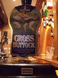 Jennings, Cross Buttocks Ale, England
