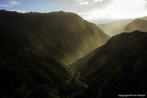 landscape hawaii nikon helicopter kauai d600 jurassicfalls