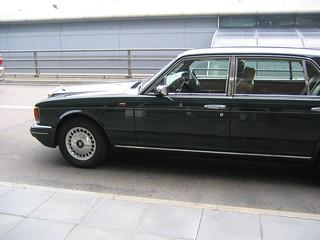 Peninsula Rolls Royce