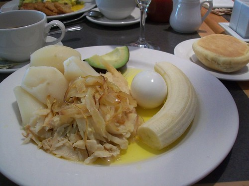 Breakfast, Bermuda