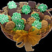 St Patrick's Day Cookie Basket