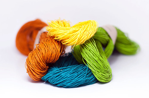 Paperphine-Paper-Yarn-Spring-Colors