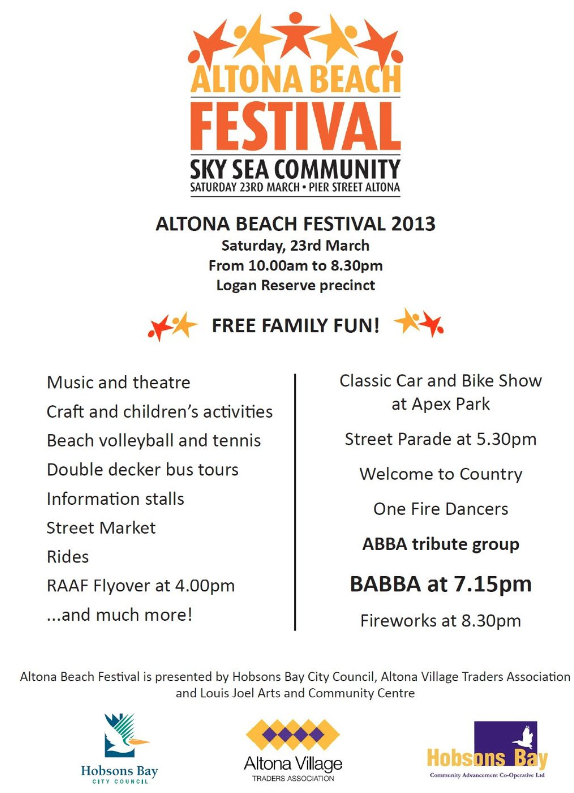 Altona Beach Festival 2013 - 02