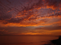MOROCCO-SUNSET & SKY...