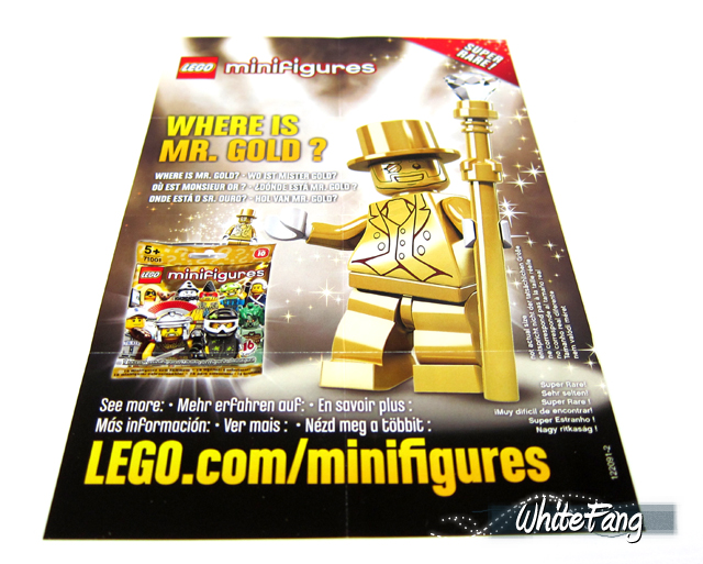 REVIEW: 71001 LEGO Collectable Minifigures Series 10 - Special LEGO ...