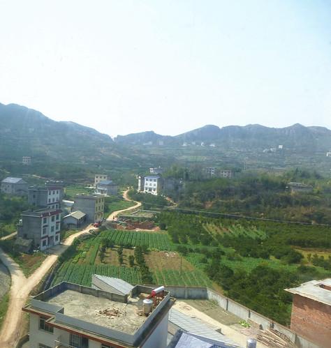 Hunan13-Changsha-Zhangjiajie-Train (204)