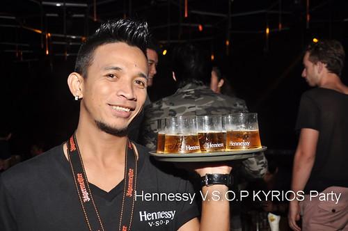 Hennessy V.S.O.P KYRIOS Party 9