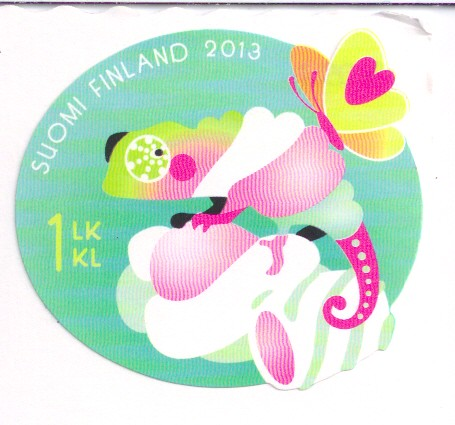 Finland Postage Stamp