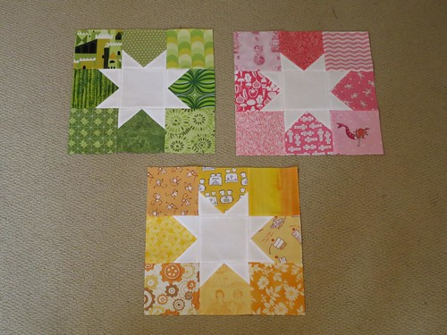 Charity Quilt Blocks