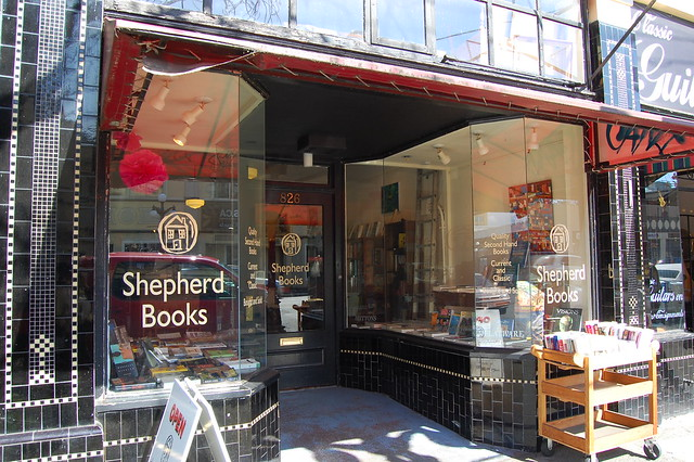Shepherd Books in Victoria, BC