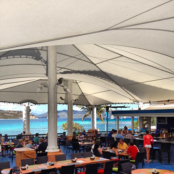 Architecture sails canopy outdoor dining bar lounge poolside restaurant tent - Bar canopy designs ...