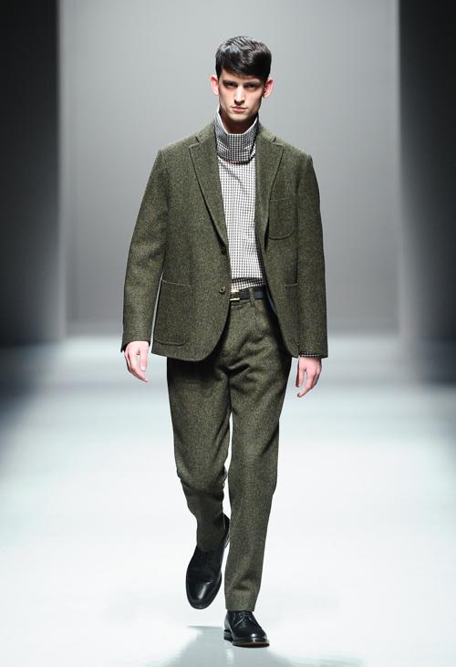 FW13 Tokyo MR.GENTLEMAN001_Brayden Pritchard(Fashion Press)