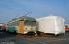 MUNI F-LINE CARS--1006 at Marin Yard by milantram