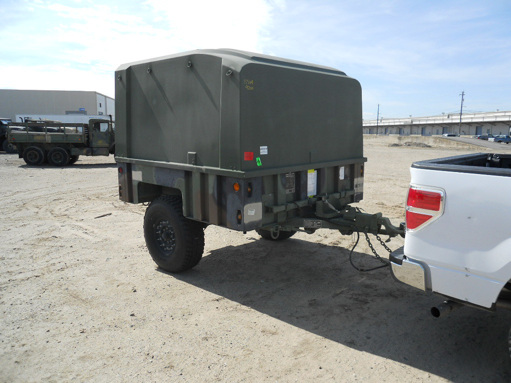 M1102 Trailer M1101 Wiring Diagram Hmmwv Get Free Image About