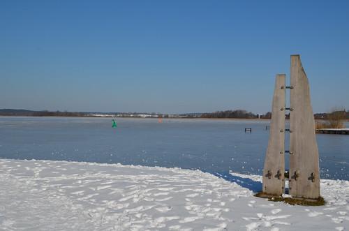 Neustrelitz, Zierker See