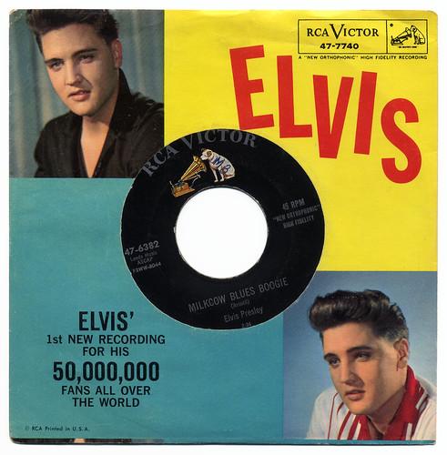 Milkcow Blues Boogie, Elvis Presley