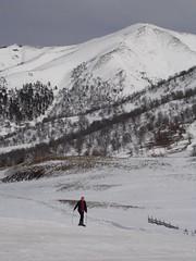 Bakuriani Skiing
