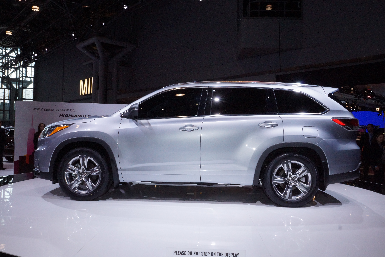2014 - [Toyota] Highlander 8596414212_0bce284be4_o