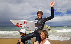 Leonardo Fioravanti wins the Internation GromSearch final.