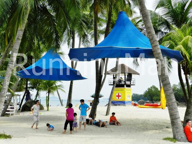Sentosa Siloso Beach 05