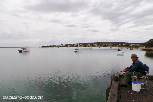 coffin bay fishing
