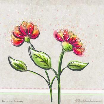 ipad floral 350