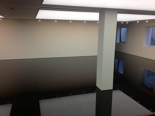 Saatchi Gallery / Richard Wilson - 20:50 - Oil Room