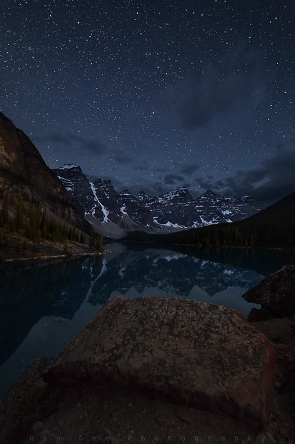 Another Moraine Night
