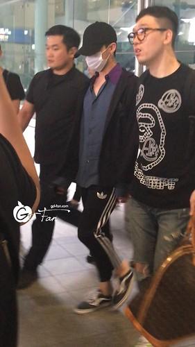 BIGBANG arrival Seoul ICN from Chengdu 2016-07-04 (46)