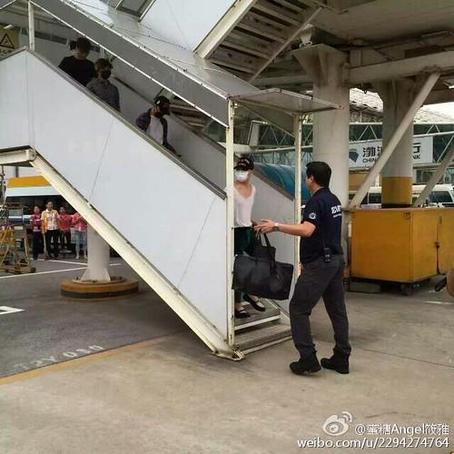 Big Bang - Wuhan Airport - 27jun2015 - 2294274764 - 06