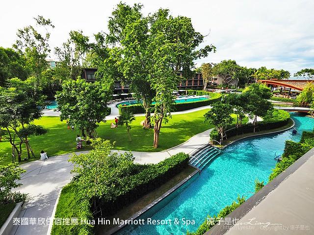 泰國華欣住宿推薦 Hua Hin Marriott Resort & Spa 64