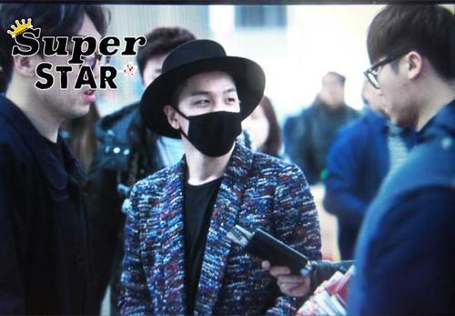 Big Bang - Incheon Airport - 21mar2015 - Tae Yang - axis_five - 01