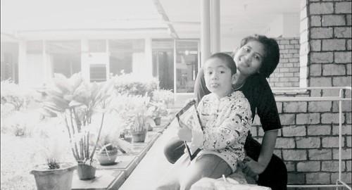 blackandwhite in Bandung
